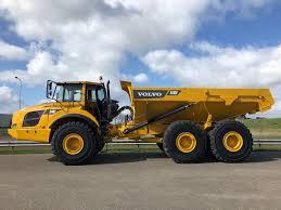 VOLVO A40F 6x6 Dump Trucks For Sale, Tipper Truck, Dumper/tipper ...