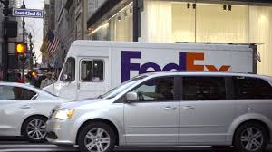 FedEx Truck Driving In Midtown Manhattan With Cars And Taxi Cabs And ... Fedex Truck In Paris France Editorial Image Of Courier Wants The Us Government To Develop Selfdriving Laws Train Slams Through Truck In Dashcam Video Truck Trailer Transport Express Freight Logistic Diesel Mack Fedex On The Highway Photo Filemodec Lajpg Wikimedia Commons Driver Arrested For Duii Reckless Driving On Inrstate Driving Jobs Search For Length Trucks Sale 18ft P1000 Fedex Mag Paris France May 26 2015