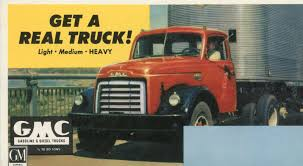 100 1960s Trucks For Sale 1950s Gmc Advertisement Get A Real Truck General Motors For