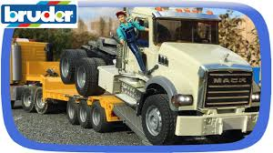 100 Bruder Trucks New Dump Truck In The World Toys Vehicles For Kids