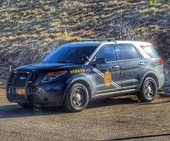 New Mexico State Police # 366 Ford Interceptor Utility | Today's ...
