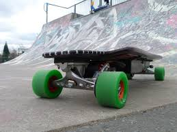 100 Holey Trucks Brushless Dual 6kw ALIEN Power System Electric Longboard Page 4