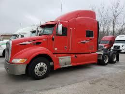 100 Rush Trucking Wayne Mi FREIGHTLINER Conventional Sleeper Trucks For Sale