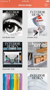 Interior Design Magazine on the App Store