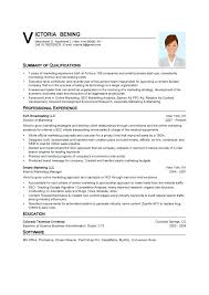 Awesome Collection Of Excellent Resume Templates Word Simple Sample In Format Cv Pattern