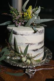 Cake With Native Australian Blooms