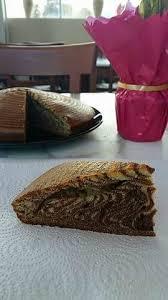 gateau d anniversaire herve cuisine zébra cake hervé cuisine chez cathytutu défis