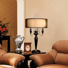 Luxurious Living Room Table Lamp Classic Desk Lights