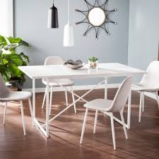 Kirklands Dining Chair Cushions by Candice White X Frame Dining Table Kirklands