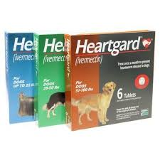 heartgard for cats unflavored heartgard tablets for dogs heartworm vetrxdirect
