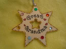 Christmas Tree Names by New Personalised Wooden 7 Pointed Star Shaped Christmas Tree