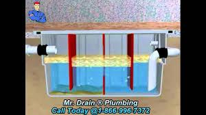 Bathroom Sink Not Draining by Kitchen Sink Grease Trap Grease Trap Repair Fix Pumping Bathroom