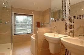 bathroom design ideas showcasing ultra modern corner