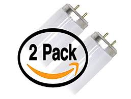 2 pack ge f20t12 cw eco 20 watt cool white t12 fluorescent