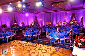 Interesting Purple And Blue Wedding Decorations 95 With Additional Party Table