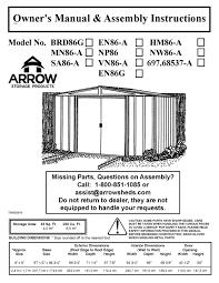 Arrow Newburgh 8x6 Storage Shed by 100 Arrow Newburgh 8x6 Storage Shed Amazon Com Arrow Shed