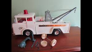 Marx Toys Big Bruiser Battery Operated Super Highway Service Tow ...