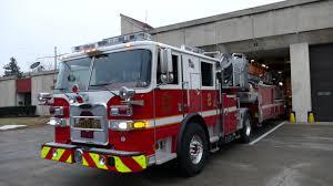100 New Harrisburg Truck Body Brand New Tiller Ladder 2 YouTube