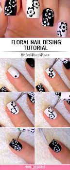 Try These Easy Nail Designs | NailDesignsJournal.com 20 Beautiful Nail Art Designs And Pictures Easy Ideas Gray Beginners And Plus For At Home Step By Design Entrancing Cool To Do Arts Modern 50 Cute Simple For 2016 40 Christmas All About Best Photos Interior Super Gallery Polish You Can