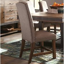 Rustic Design Dining Parson Chairs With Nailhead Trim (Set Of 2) Coaster Jamestown Rustic Live Edge Ding Table Muses 5piece Round Set With Slipcover Parsons Chairs By Progressive Fniture At Lindys Company Tips To Mix And Match Room Successfully Kitchen Home W 4 Ladder Back Side Universal Belfort Bradleys Etc Utah Mattrses Fine Parkins Parson Chair In Amber Of 2 Burnham Bench Scott Living Value City John Thomas Thomasville Nc Hillsdale 4670dtbwc4 Coleman Golden Brown