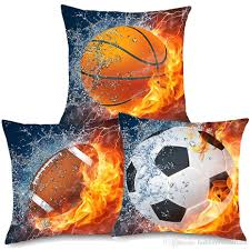 Sport Rugby Football Basketball On Fire Art Cushion Covers Modern Ball Fans  Home Decorative Linen Pillow Case 45X45cm Sofa Chair Decor Porch Cushions  ... Sure Fit Cotton Duck Wing Chair Slipcover Natural Leg Warmer Basketball Wheelchair Blanket Scooped Leg Road Trip 20 Bpack Office Chairs Plastic Desk American Football Cushion Covers 3 Styles Oil Pating Beige Linen Pillow X45cm Sofa Decoration Spotlight Outdoor Cushions Black Y203 Car Seat Cover Stretch Jacquard Damask Twopiece Sacramento Kings The Official Site Of The Scott Agness On Twitter Lcarena_detroit Using Slick Finoki Family Restaurant Party Santa Hat