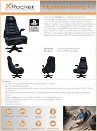 X Rocker Playstation Infiniti 4.1 Speaker Gaming Chair The Best Gaming Chair Brands 10 Ps4 Chairs 2018 5 Ways To Make Your X Rocker More Comfortable Top With Speakers On Amazon In 2019 Bass Head Kind Bluetooth Krakendesignclub Pro H3 Review Rocker Gaming Chair Penarth Vale Of Glamorgan Gumtree Cheap Under 100 Update 2 1 Pedestal In Distressed 13 Editors Pick Omnicore