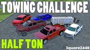 Farming Simulator 17   Toughest Towing Challenge   Half Ton Trucks ... 2016 Nissan Titan Xd Towing With The 58ton Truck Review Nissans Halfton Heads To Cottage Country The Half Ton Tow 15ft Self Contained Work And Play Toy Hauler 2015 Pickup Truck Wikipedia Need Tow A Classic Big Three Bring Diesels Detroit Whats Safest Halfton For 2018 News Carscom Gmc Canyon Longterm Max Test Autoguidecom 12 Ton Towable Toy Hauler Rzr4 Polaris Rzr Forum Ram Tough Dilemma Hemi Vs Ecodiesel Shdown We Compare V6 12tons Common Mistakes Rv Magazine Is Of Fun Toronto Star