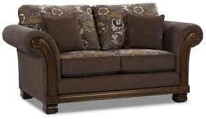 Bernhardt Cantor Sofa Dimensions by Hazel Chenille Loveseat Quartz The Brick