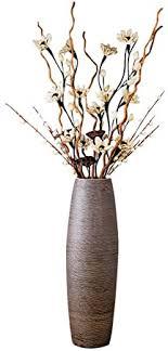 de vase bodenvase hoch grosse deko modern bodenvase