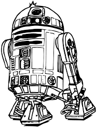 Coloring Page Star Wars Movies 141