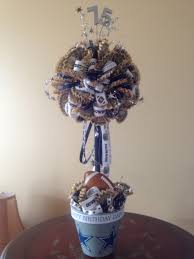 Dallas Cowboys Baby Room Ideas dallas cowboys baby shower decor some of my floral creations