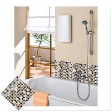 Ebay Decorative Wall Tiles by Interior Vinyl Decal Wall Stickers Room Decor Oven Backsplash