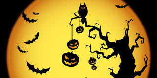 Is Halloween Capitalized by October Brings The Halloween Themed