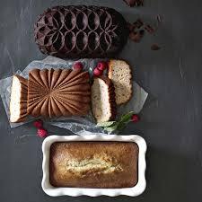 Nordic Ware Pumpkin Loaf Pan Recipe by Nordic Ware Anniversary Loaf Pan Williams Sonoma