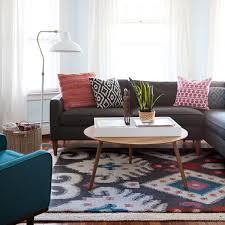 Soft Blue Wall Paint Decoration Vintage Bedroom Furniture White End