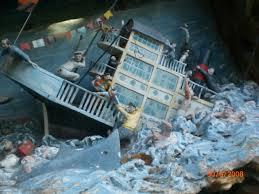 tanaka blog titanic sinking scene
