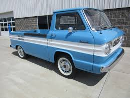 1961 Chevrolet Corvair For Sale #2144036 - Hemmings Motor News Corvair Rampside Truck 1962 Chevrolet Corvair 95 Rampside Barn Find Truck Patina Very Rare 3200 Pickup Nice Truck Corvairs Pinterest Tractor 1964 Image Photo 5 Of 7 Bybring A Trailer Week 50 2017 Corvantics Corvair95 Registry New 1961 Custom_cab Flickr Auction Results And Sales Data For