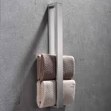 celbon 40cm handtuchhalter ohne bohren badezimmer