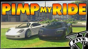 100 Pimp My Truck Games GTA 5 Ride 210 Progen GP1 Car Customization