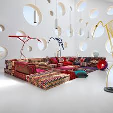 100 Roche Bois Furniture MAH JONG COMPOSITION Missoni Home Bobois