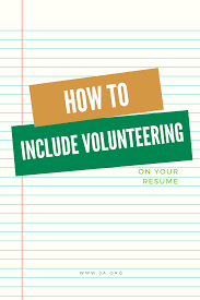 How To Add Volunteering To Your Resume | Work Readiness ... 500 Free Professional Resume Examples And Samples For 2019 College Graduate Example Writing Tips Receptionist Skills Job Description Volunteer Acvities Templates How To Include Work On The 13 Secrets You Division Of Student Affairs Resume To List On Your Sample Volunteer Work Examples Jasonkellyphotoco 14 Listing Experience Do You List A Rumes