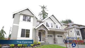 The Cypress Plan at Discovery Grove in Sammamish WA