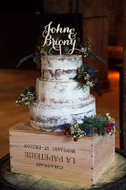 Cake By Frenchmadecouk Barely Rustic Wedding