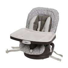 Graco Duodiner High Chair by Silent Unboxing Graco Swivi Seat 3 In 1 Booster Abbington Baby