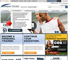 Weight Loss Specialist From NASM | Coupon Code