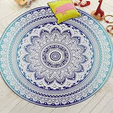 de noybli badezimmer teppich bohemian style mandala