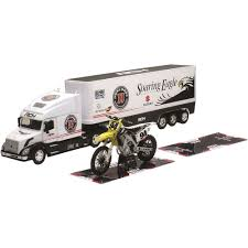 New Ray Toys RCH Suzuki Team Gift Set Truck New Ray Peterbilt 387 132 3 Assorti 47213731 Trucks Bevro Intertional Webshop Diecast Stock Pile Upc Barcode Upcitemdbcom Kenworth W900 Double Dump Black 11943 Scale Dc By Nry10863 Toys Newray 143 Man F2000 Transporter Redlily This Tractor Toy Newray Is Perfect Ktm Factory Racing Team Red Bull By Model 379 Semi Dirt Long Hauler Trailer Buy Plastic Remote Control With