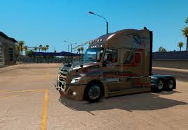 Freightliner Cascadia 2018 V.3.9.1 Truck -Euro Truck Simulator 2 Mods Freightliner Cascadia Swift Transportation Skin Mod Ats Mods 2012 125 Day Cab Truck For Sale 378148 Miles 2017 Freightliner Scadia Evolution Tandem Axle Sleeper For Takes Wraps Off New News Spied New Gets Supertrucklike Improvements Daimler Trucks North America Teams Up With Microsoft To Make Used 2014 Sale In Ca 1374 Unveils Truck Adds The Cfigurations For Fix 2018 131 American Prime Inc Automatic My New Truck Youtube