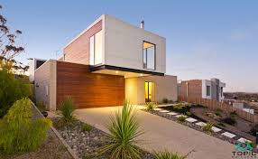100 Block House Design Sloping S Geelong Split Level Home