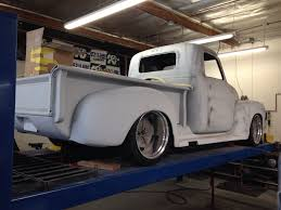 1953 Chevy Truck On New 20